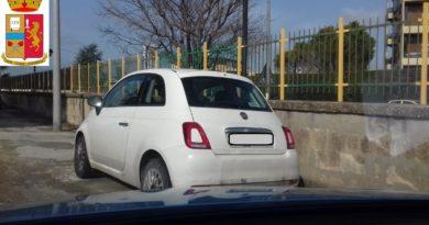 Marchiodoc - Furto auto