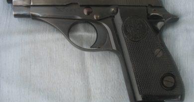 Marchiodoc - Pistola
