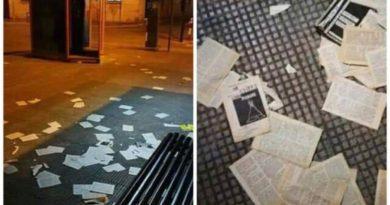 Più forti dei vandali: gara di solidarietà per il bibliobox di piazza Duomo