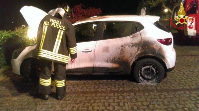 Marchiodoc - Auto bruciata