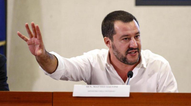 Marchiodoc - Matteo Salvini