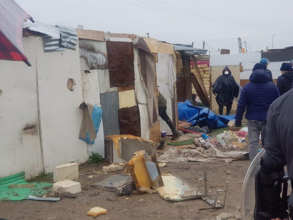 Marchiodoc - Borgo Mezzanone: un morto dopo lite tra migranti