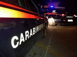 Marchiodoc - Carabinieri notte