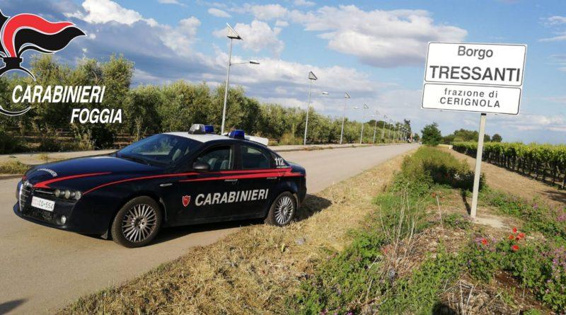 Marchiodoc - Borgo Tressanti Carabinieri
