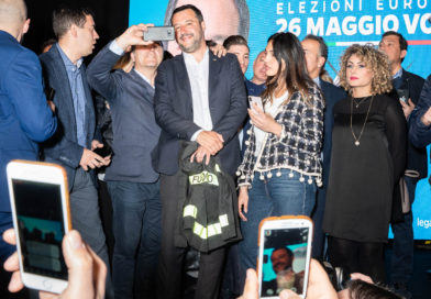 GALLERY | Facce da Salvini…negli scatti di Michele Vino