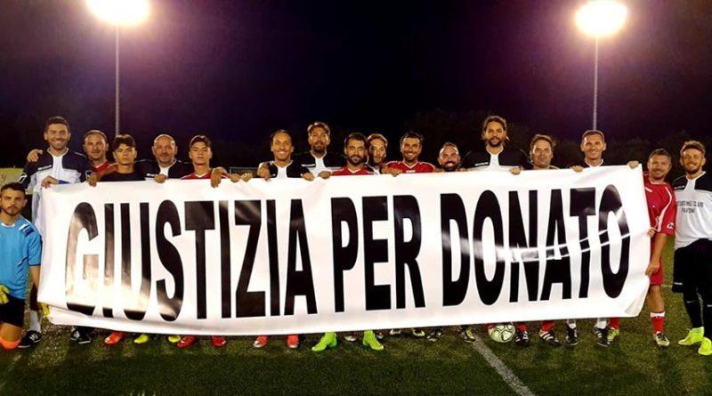 Un memorial per Donato, che oggi avrebbe compiuto 27 anni