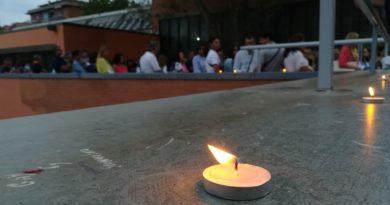 FOTO e VIDEO | Cerignola prega per i 6 ragazzi investiti