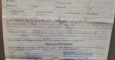 Foggia, la multa sulla solidarietà: sanzionati volontari che aiutano clochard perchè senza biglietto