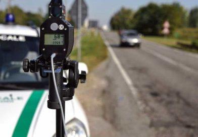 Arriva il Telelaser, che filma fino a 1 km di distanza: ritirate 7 patenti