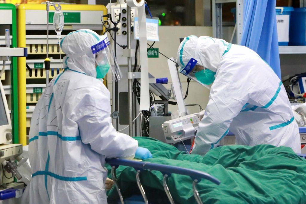 """Coronavirus, a """"rischio alto"""" per la terapia intensiva in Puglia"""