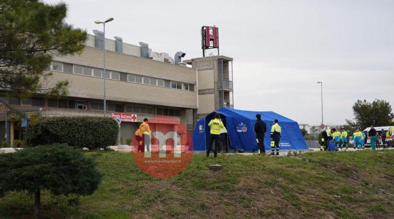 Marchiodoc - Pronto Soccorso Ospedale Tatarella Cerignola