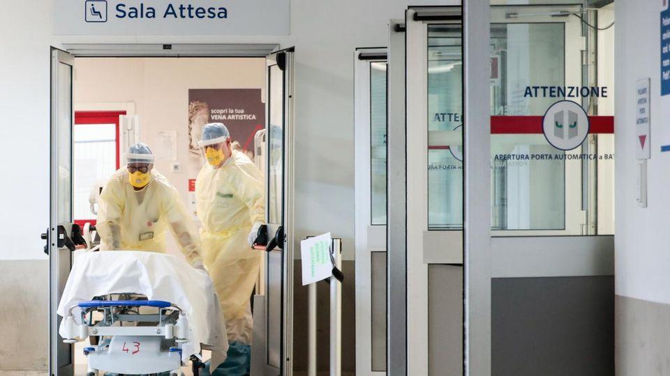 Il 2021 inizia male: Puglia rischia ulteriori restrizioni dal 7 gennaio