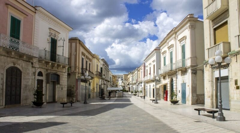 Marchiodoc - Canosa di Puglia