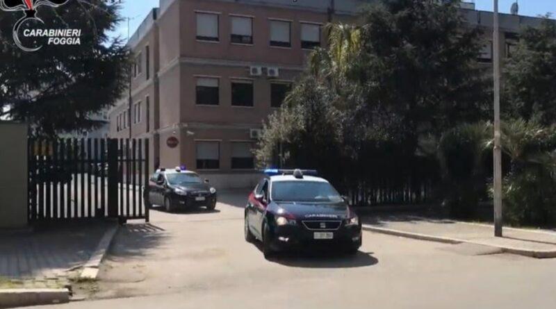 Marchiodoc - Carabinieri Cerignola