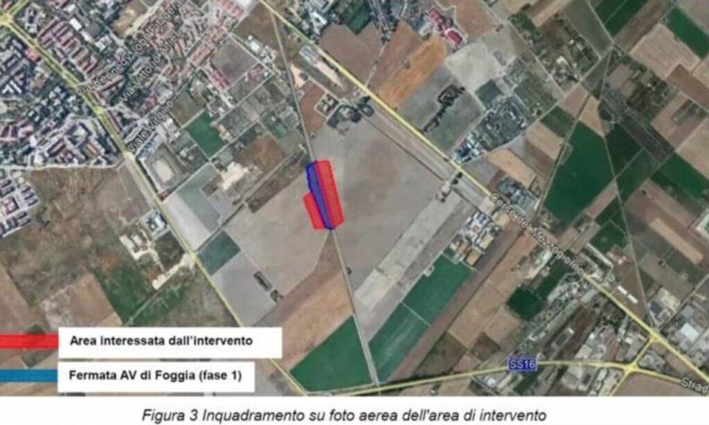 Marchiodoc - Stazione Alta Velocità Foggia