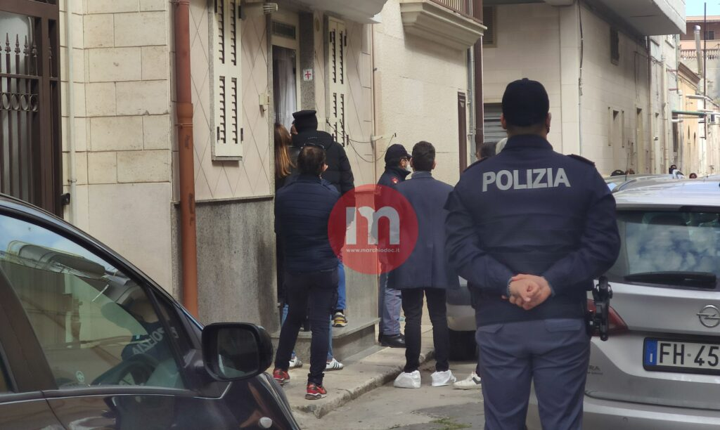 Omicidio e tentato suicidio a Cerignola: tragedia in zona Sant'Antonio