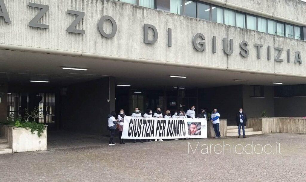 Omicidio Donato Monopoli, udienza rinviata a novembre: mancano i periti