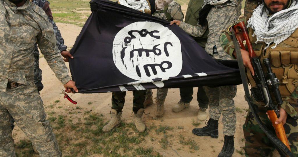 Marchiodoc - Terrorismo Isis