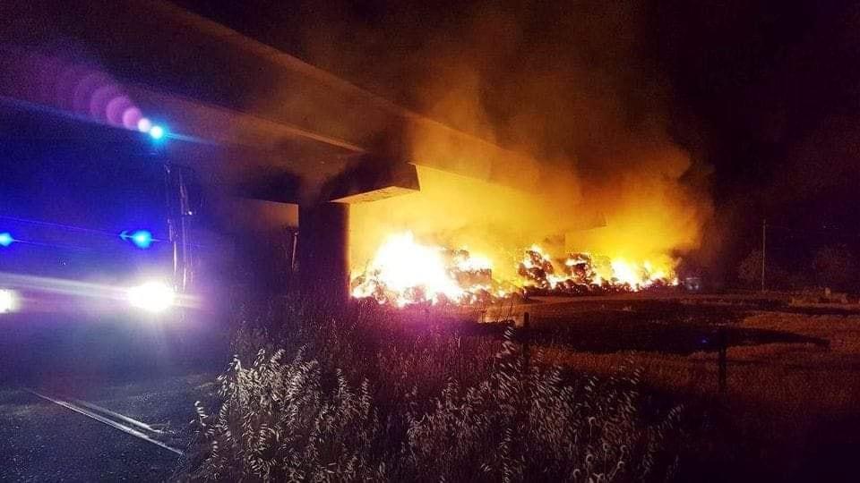 Incendio a Cerignola, cavi della fibra ottica Tim danneggiati: disguidi nel basso Tavoliere