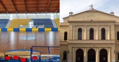 Cerignola (al contrario di Manfredonia) è pronta al voto: buone notizie per PalaTatarella e Teatro