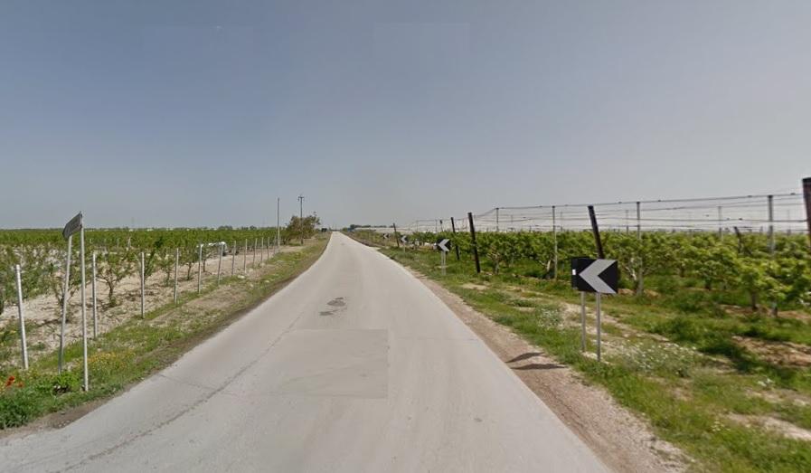 Incidente mortale sulla SP62 Trinitapoli-Cerignola