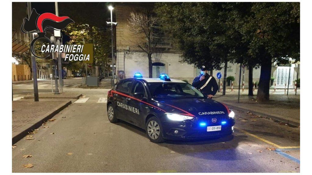 Spaccio in via Santo Stefano, due arresti a Cerignola