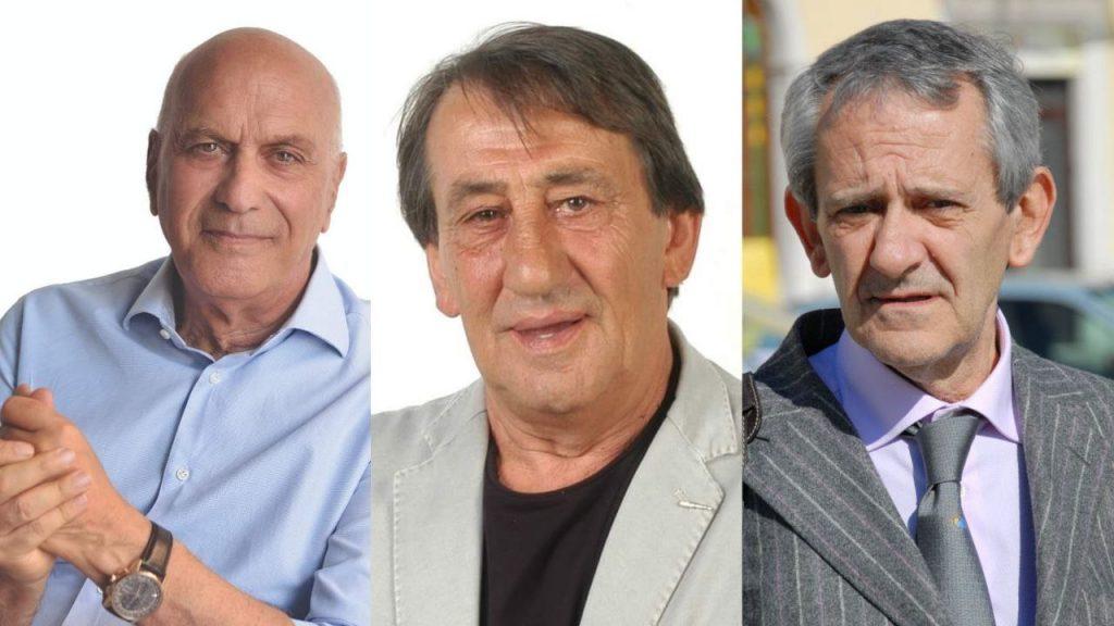 Bonito, Giannatempo, Metta: ecco chi sono i loro candidati consiglieri   LISTE