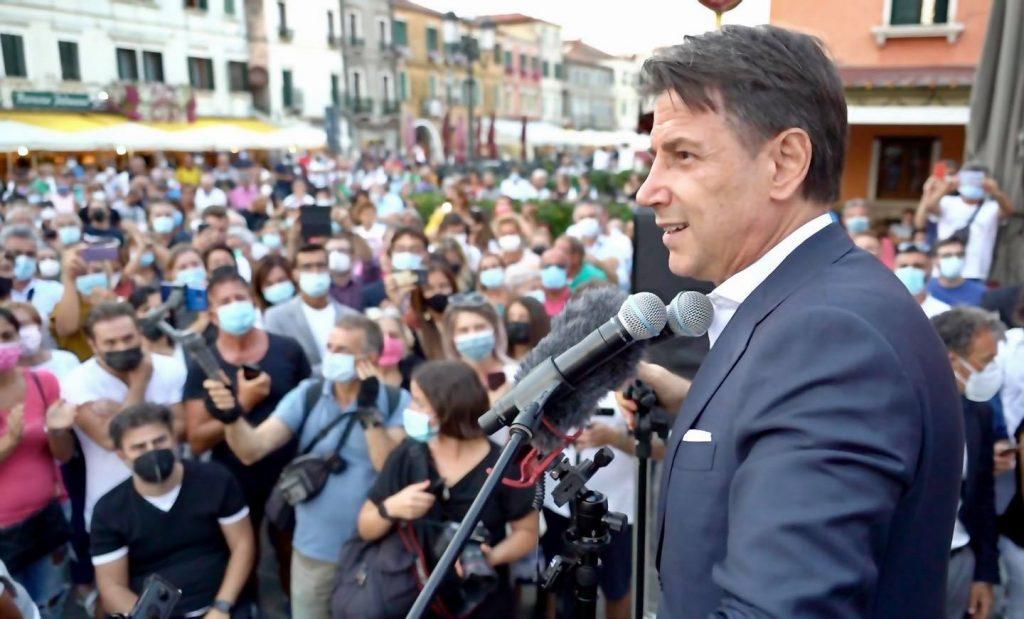 Giuseppe Conte a Cerignola il 19 settembre: il papà Nicola e le origini
